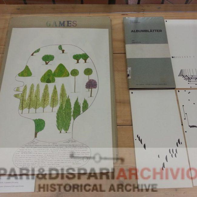 Partiocolare opere piano terra, Takako Saito e Daniele Lombardi